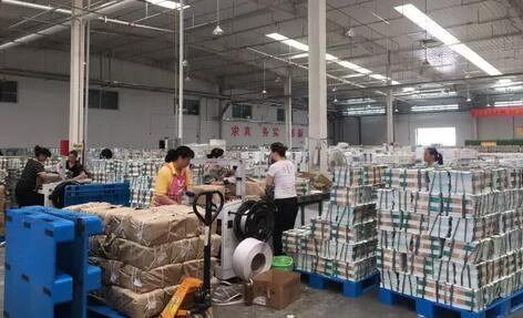 """平安物流公司:战高温 斗酷暑 抢""""三科""""加速度"""